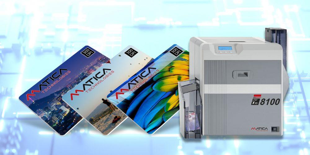 Matica XID: Impresión por retransferencia ultra fiable